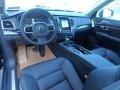 2019 XC90 T6 AWD Momentum Charcoal Interior