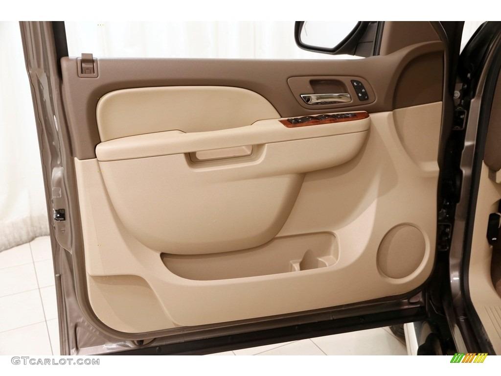 2012 Silverado 1500 LTZ Extended Cab 4x4 - Mocha Steel Metallic / Light Cashmere/Dark Cashmere photo #4