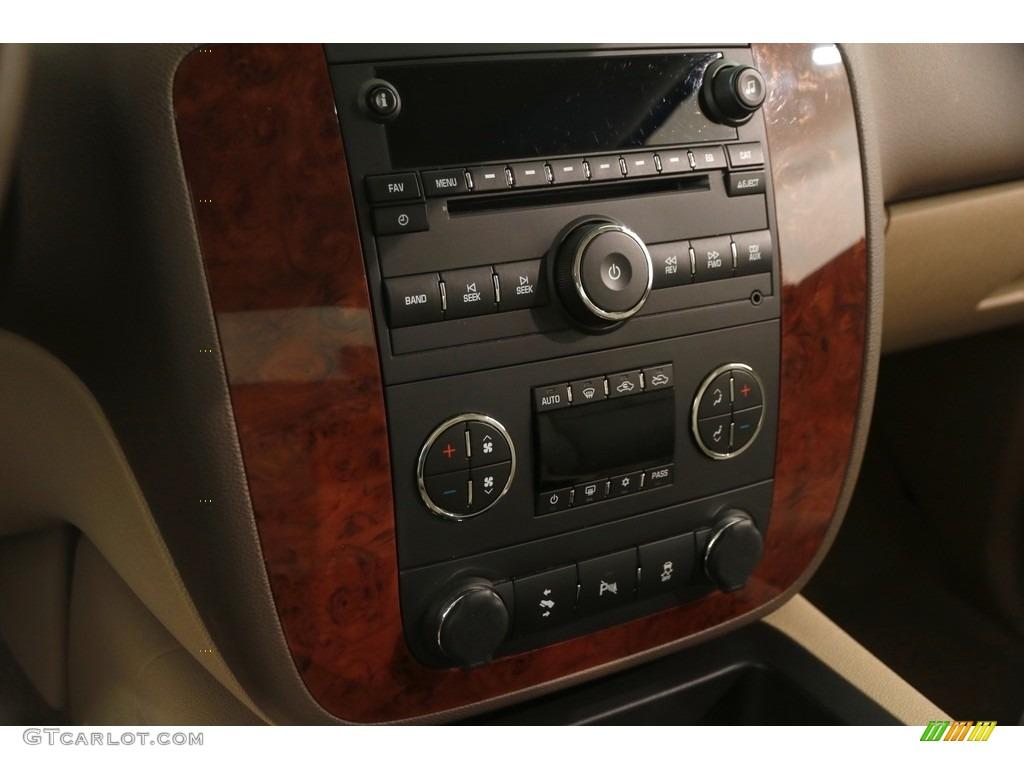 2012 Silverado 1500 LTZ Extended Cab 4x4 - Mocha Steel Metallic / Light Cashmere/Dark Cashmere photo #9