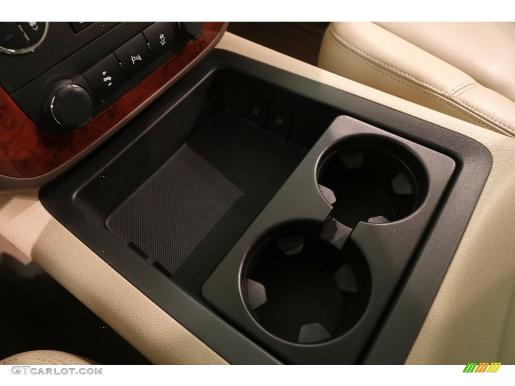 2012 Silverado 1500 LTZ Extended Cab 4x4 - Mocha Steel Metallic / Light Cashmere/Dark Cashmere photo #11