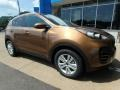 Front 3/4 View of 2019 Sportage LX AWD
