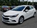 Summit White 2018 Chevrolet Cruze Premier Hatchback