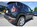 2018 Black Jeep Renegade Limited  photo #12