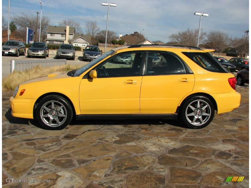 2003 sonic yellow subaru impreza wrx wagon 1280181 photo 4 2003 impreza wrx wagon sonic yellow black photo 4 vanachro Gallery