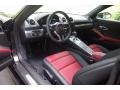 Front Seat of 2018 718 Cayman S