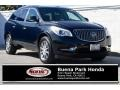 2015 Carbon Black Metallic Buick Enclave Leather #128051328