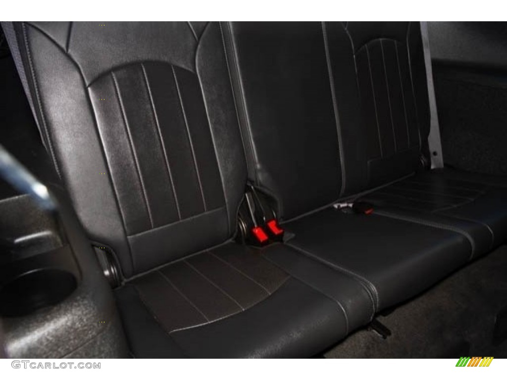 2015 Enclave Leather - Carbon Black Metallic / Ebony/Ebony photo #21