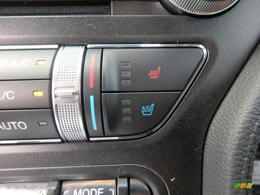 2018 Mustang GT Premium Fastback - Orange Fury / Ebony photo #18