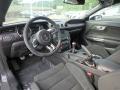 2018 Ford Mustang GT350 Ebony Recaro Cloth/Miko Suede Interior Interior Photo