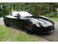 Black 2018 Porsche 718 Cayman GTS