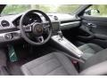 2018 718 Cayman GTS Black Interior