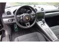 Dashboard of 2018 718 Cayman GTS