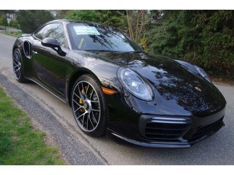 2018 Porsche 911 Turbo S Coupe Data, Info and Specs