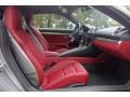 Front Seat of 2018 718 Cayman GTS