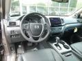 2019 Ridgeline RTL-T AWD Black Interior