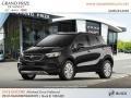 Ebony Twilight Metallic 2018 Buick Encore Preferred AWD