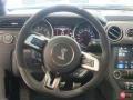 2018 Ford Mustang GT350 Ebony Recaro Cloth/Miko Suede Interior Steering Wheel Photo