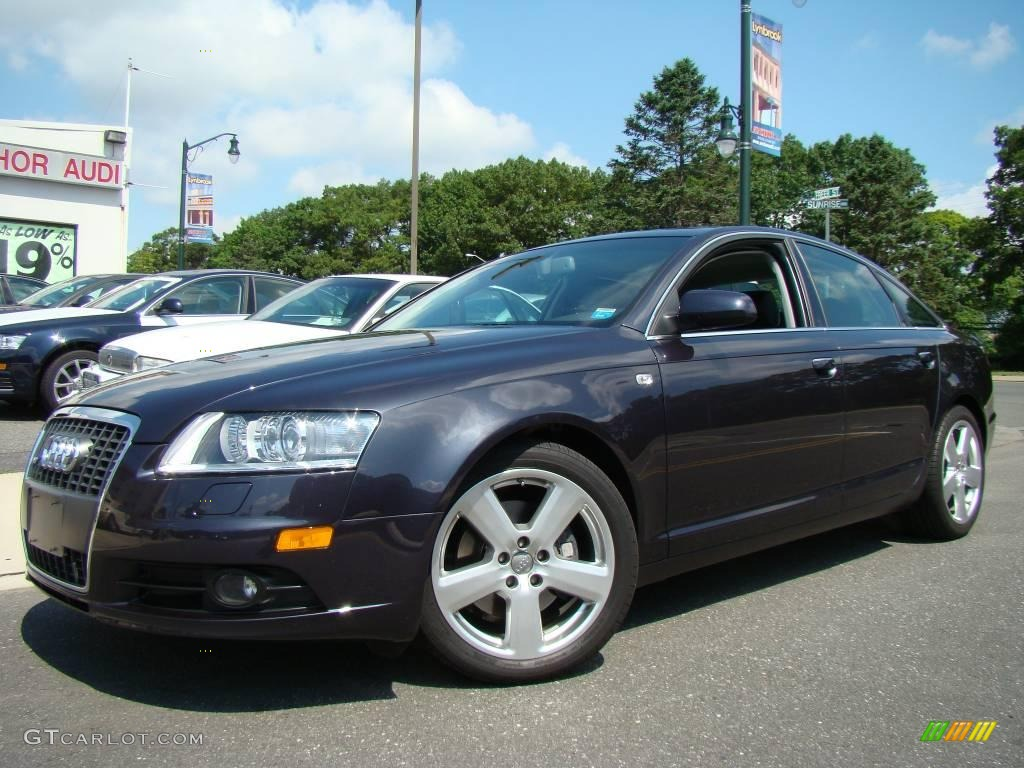 2006 oyster grey metallic audi a6 3 2 quattro sedan 12805382 car color galleries. Black Bedroom Furniture Sets. Home Design Ideas