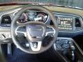 2018 Dodge Challenger Black Interior Dashboard Photo