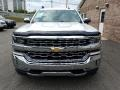 2016 Summit White Chevrolet Silverado 1500 LTZ Crew Cab 4x4  photo #8