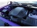 2018 Plum Crazy Pearl Dodge Challenger R/T  photo #9