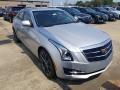 Radiant Silver Metallic 2018 Cadillac ATS AWD
