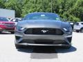 2018 Magnetic Ford Mustang EcoBoost Fastback  photo #2