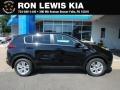 Black Cherry 2019 Kia Sportage LX AWD