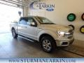 White Gold 2018 Ford F150 Gallery