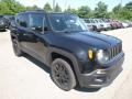 2018 Black Jeep Renegade Latitude 4x4  photo #7