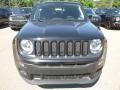 2018 Black Jeep Renegade Latitude 4x4  photo #8