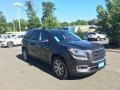 2015 Iridium Metallic GMC Acadia SLT AWD #128217133