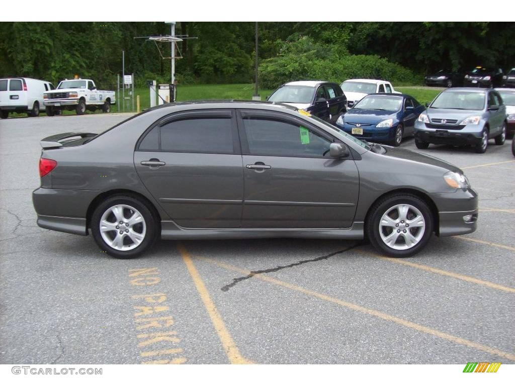 toyota camry 2006 grey 2006 toyota camry le phantom gray pearl stone gray photo 4 2006 toyota. Black Bedroom Furniture Sets. Home Design Ideas