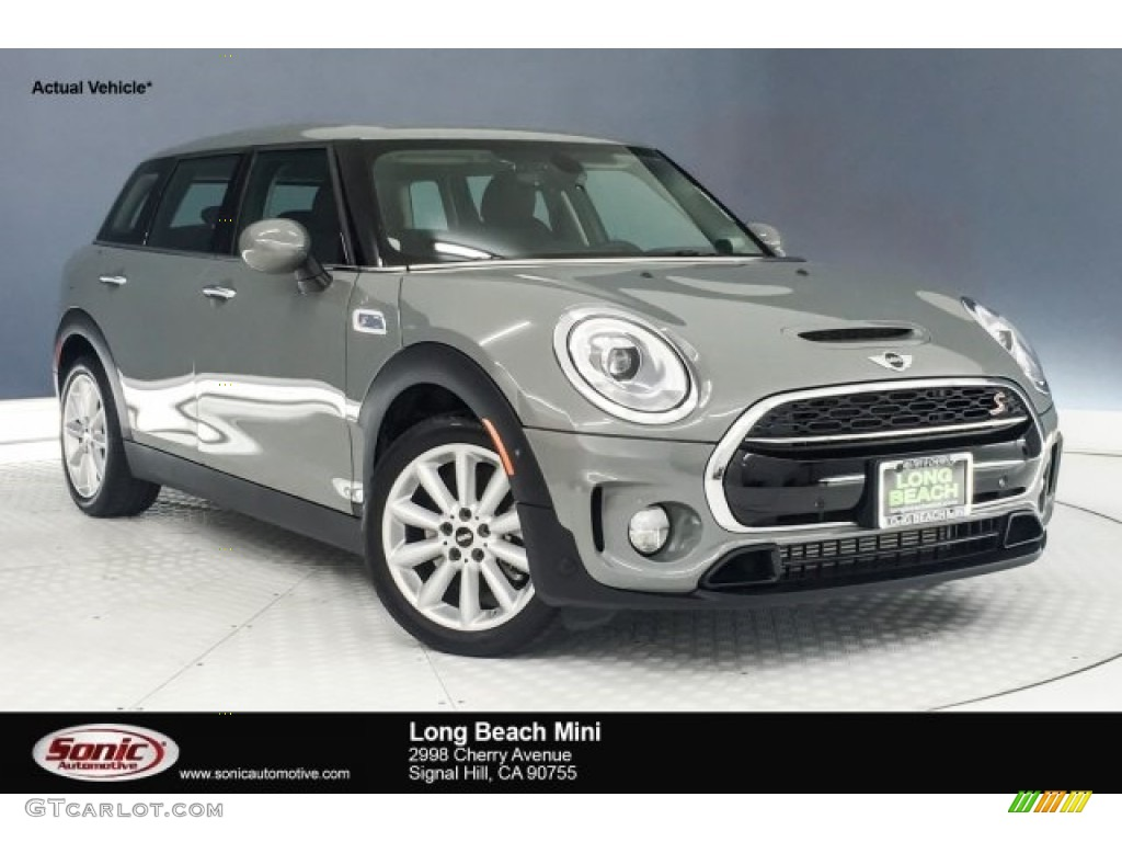 2018 Moonwalk Grey Metallic Mini Clubman Cooper S 128248400