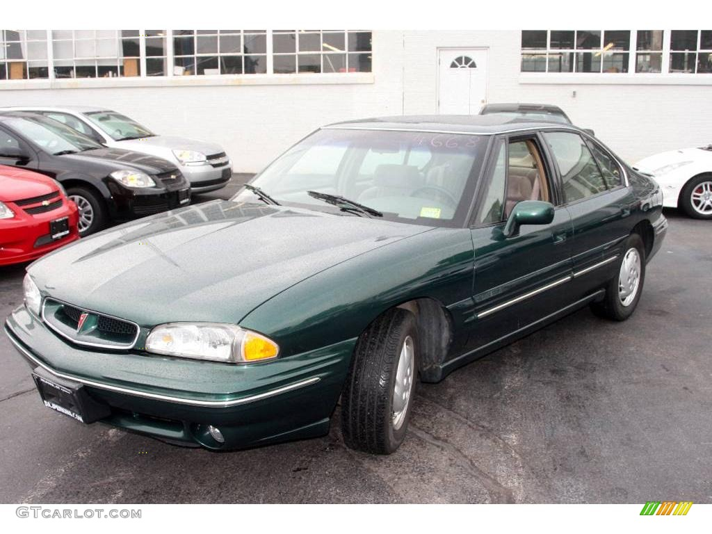 1997 dark green metallic pontiac bonneville se 12812976 gtcarlot com car color galleries gtcarlot com