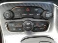 2018 Dodge Challenger Black/Demonic Red Interior Controls Photo