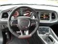 2018 Dodge Challenger Black/Demonic Red Interior Dashboard Photo