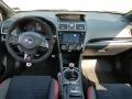 Carbon Black Dashboard Photo for 2018 Subaru WRX #128288394