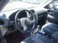 2004 Merlot Red Hyundai Santa Fe GLS 4WD  photo #8