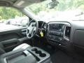 2018 Black Chevrolet Silverado 1500 LTZ Crew Cab 4x4  photo #10