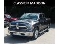 Granite Crystal Metallic 2015 Ram 1500 SLT Quad Cab 4x4