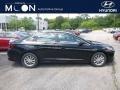 Phantom Black 2018 Hyundai Sonata SE