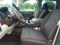 Front Seat of 2018 1500 Big Horn Crew Cab