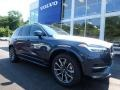Denim Blue Metallic 2019 Volvo XC90 T6 AWD Momentum