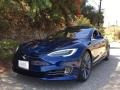 Deep Blue Metallic 2016 Tesla Model S 60