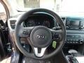 2019 Sportage LX AWD Steering Wheel
