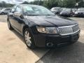 2008 Black Lincoln MKZ AWD Sedan  photo #11
