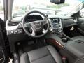 2018 Yukon XL SLT 4WD Jet Black Interior