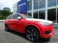 Passion Red 2019 Volvo XC90 T6 AWD R-Design