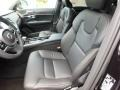 Front Seat of 2019 XC90 T5 AWD Momentum